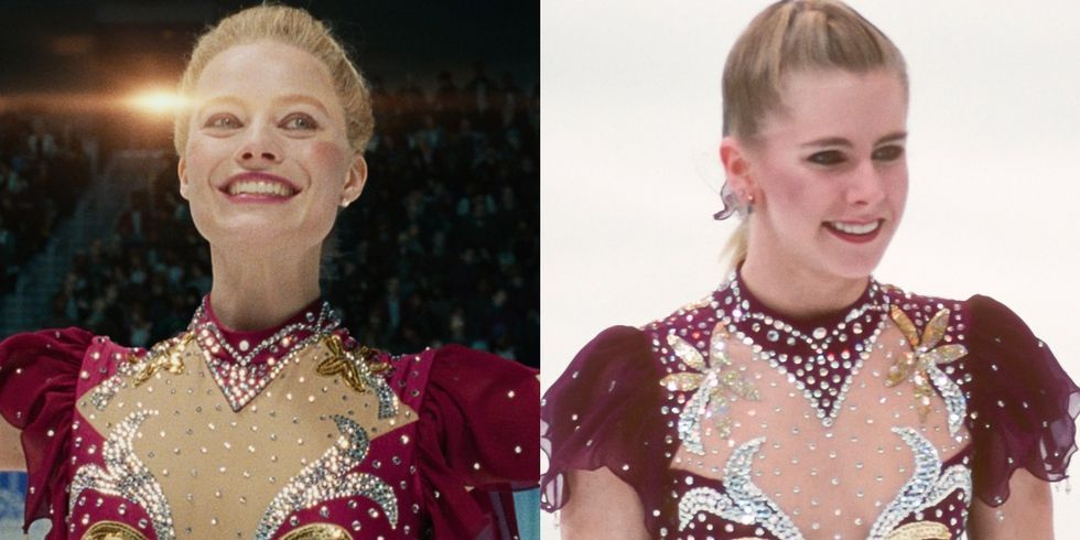 The I Tonya Cast With Their Real Life Counterparts What Tonya