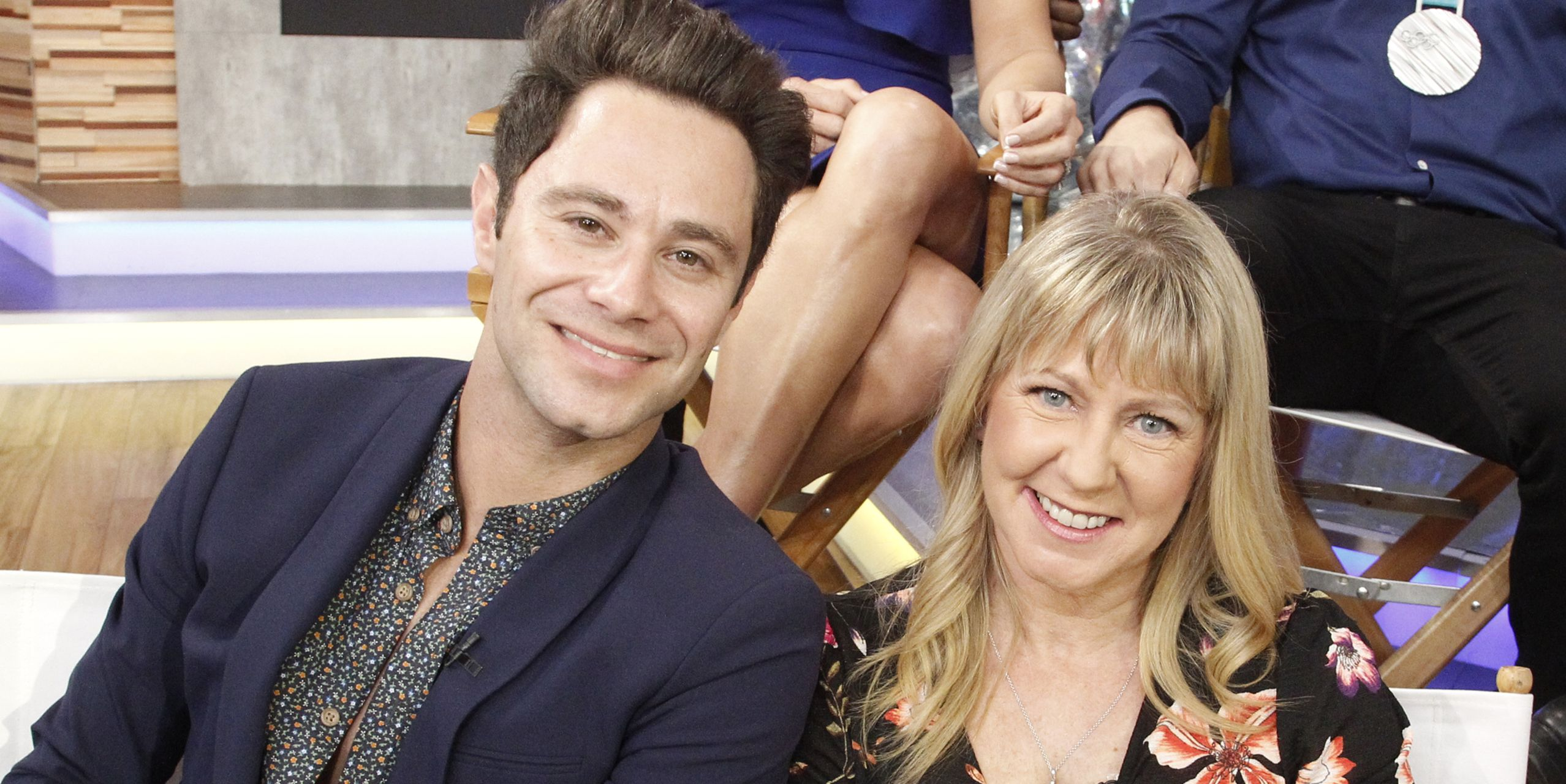 tonya harding and sasha farber dancing with the stars