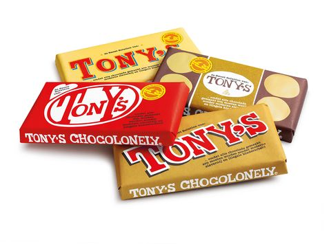tony's chocolonely sweet solutions