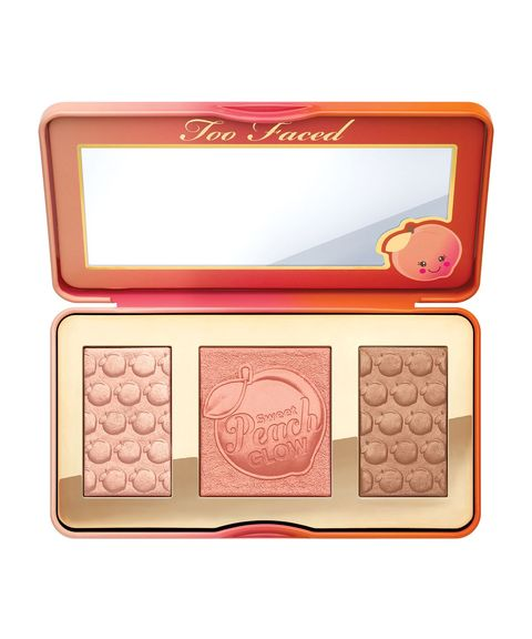 Too Faced Cosmetics Peach Collection