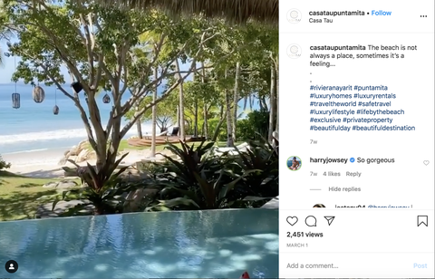 casa tau punta mita too hot to handle filming location harry comment