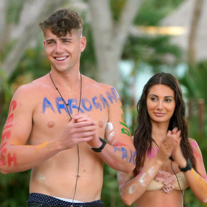 Are Francesca and Harry from Too Hot to Handle Still Together?