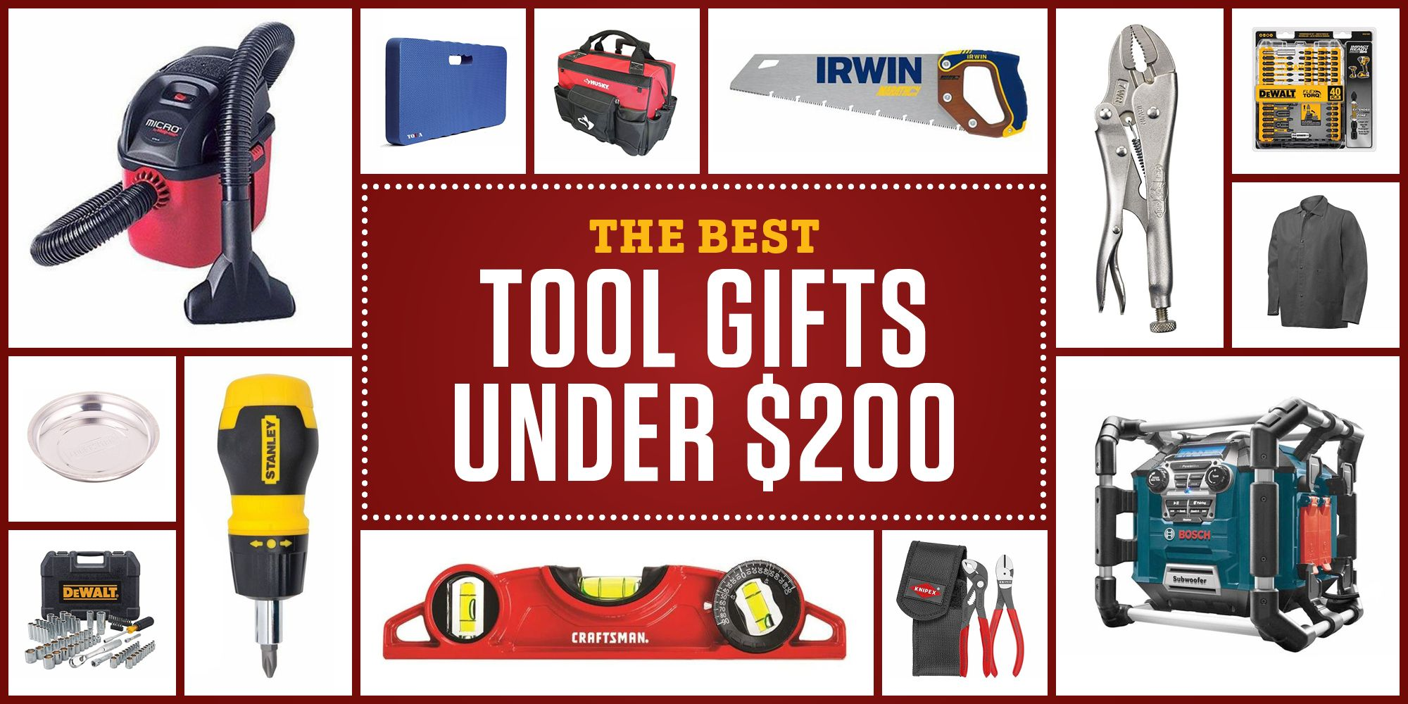 Gift Ideas For Dad Best Tool Gifts 2019