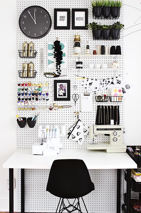 basement ideas - workspace