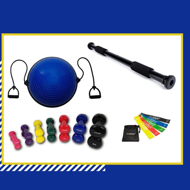 tools voor een thuisworkout