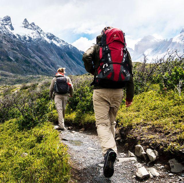 Mountainous landforms, Mountain, Backpacking, Wilderness, Adventure, Hiking, Outdoor recreation, Highland, Ridge, Mountain range,