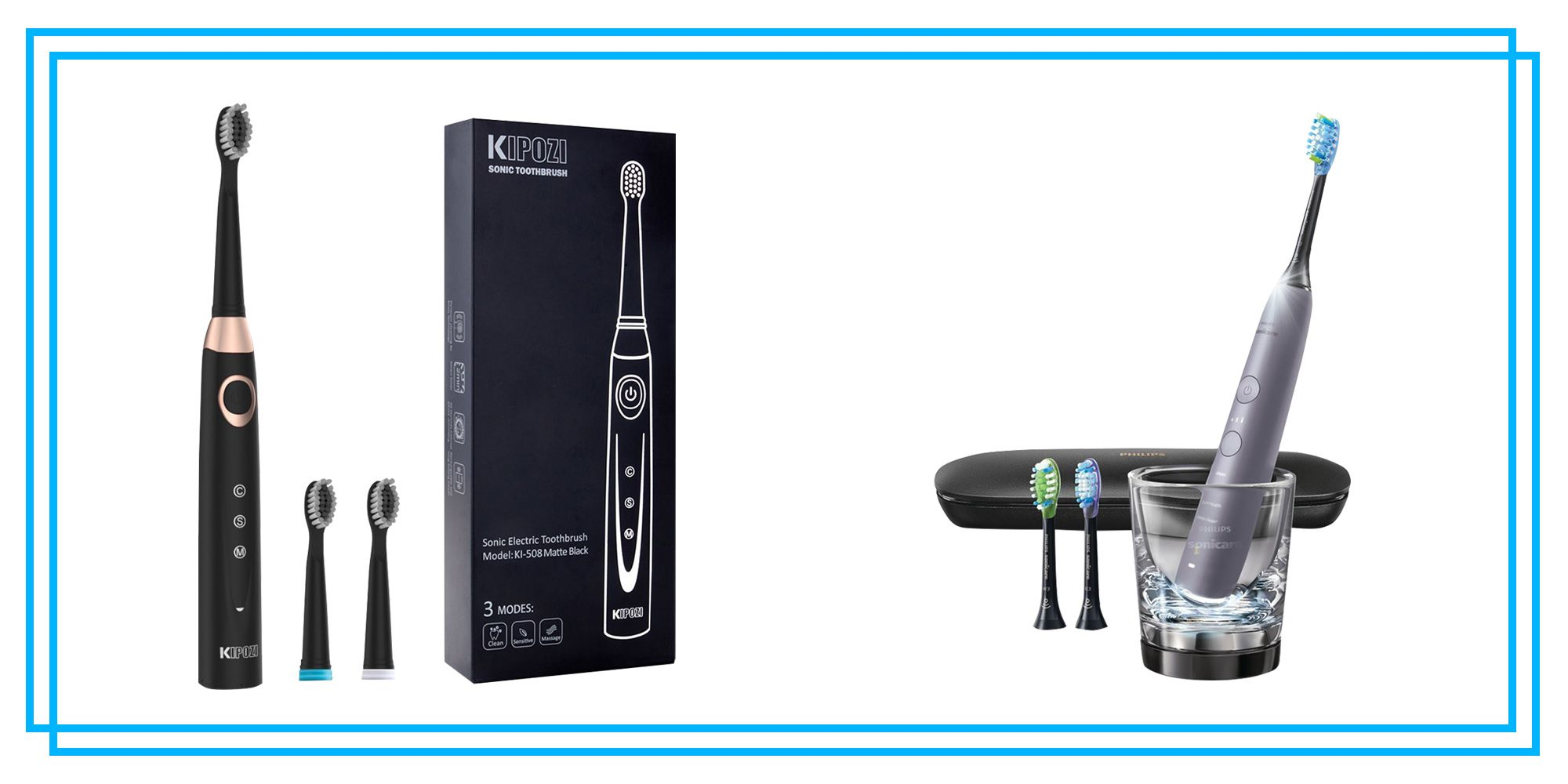 The 5 Best Electric Toothbrushes You Can Buy, According To Amazon Reviews