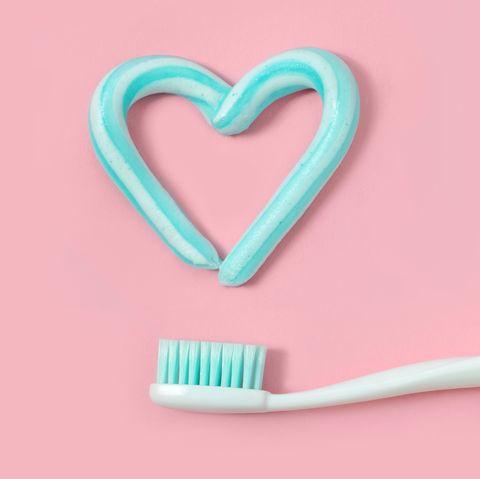 brushing teeth better heart health study