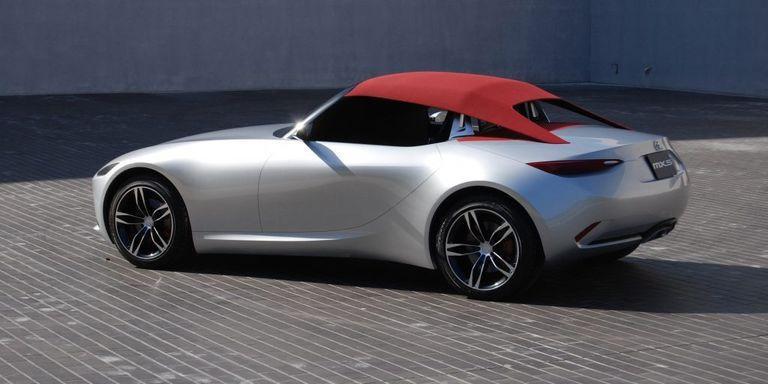 Witness the Complete Evolution of the ND Mazda MX-5 Miata's Design