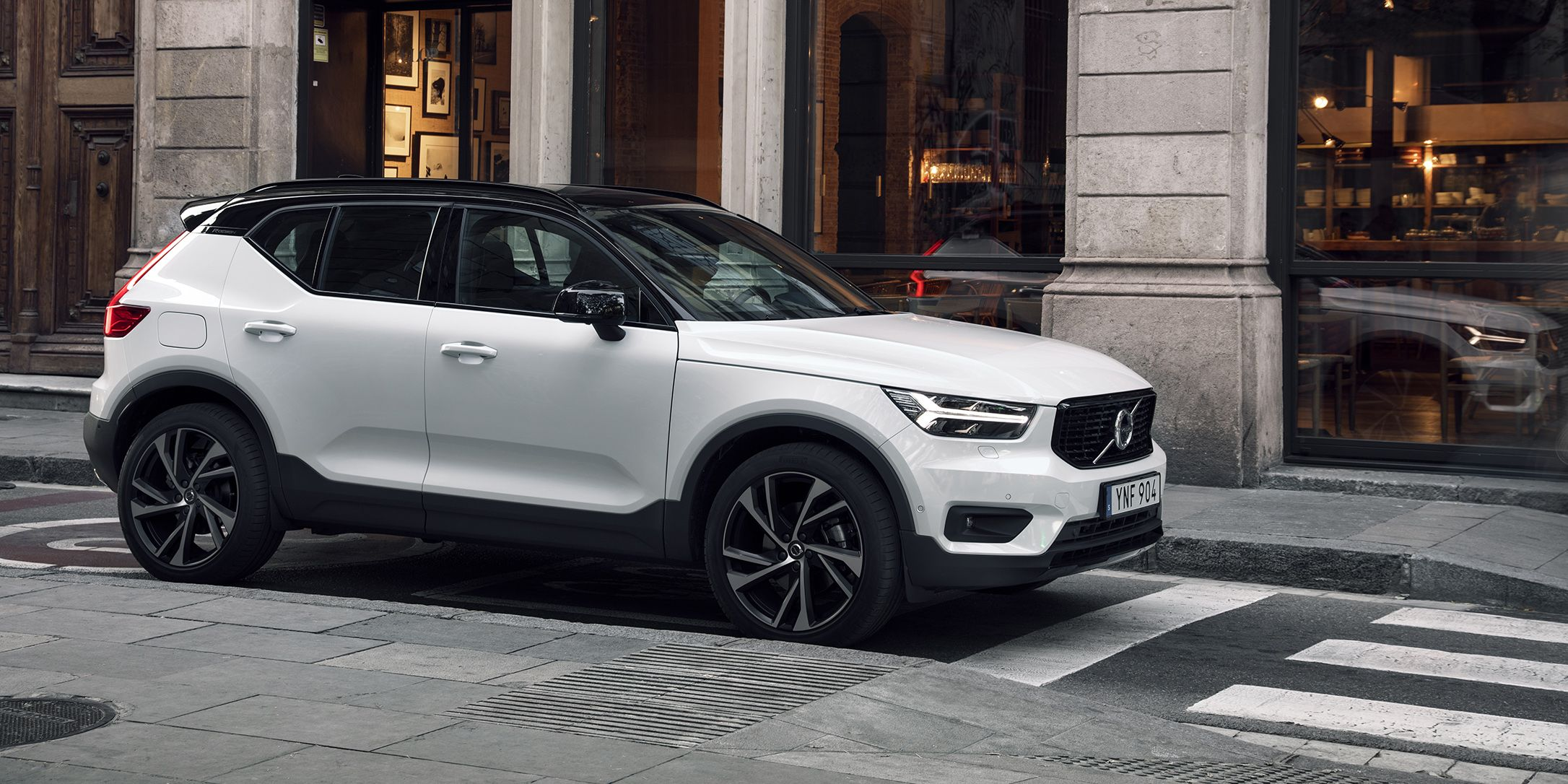 Best 2018 Cars Under 30k >> 2018 Volvo XC40: A Home Run for $600 a Month