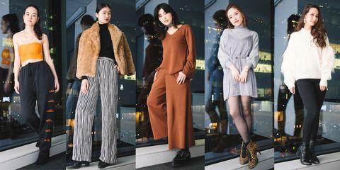 Clothing, Fashion model, Fashion, Street fashion, Fashion design, Outerwear, Footwear, Event, Dress, Suit,