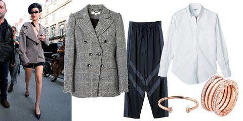 Clothing, Outerwear, Suit, Blazer, Jacket, Formal wear, Fashion, Coat, Vest, Overcoat,