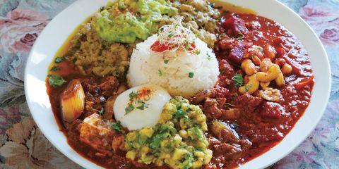 Dish, Food, Cuisine, Ingredient, Meat, Produce, Staple food, Recipe, Comfort food, Picadillo,