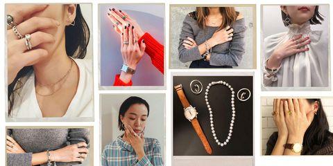 Hair, Ear, Skin, Neck, Hairstyle, Fashion accessory, Arm, Jewellery, Hand, Hair accessory,