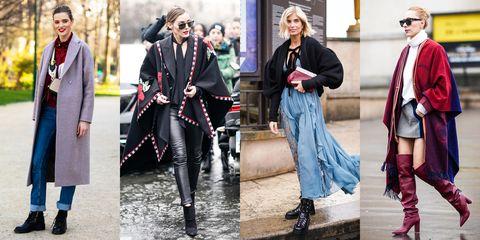 Clothing, Street fashion, Fashion, Footwear, Coat, Outerwear, Overcoat, Shoe, Blazer, Jeans,