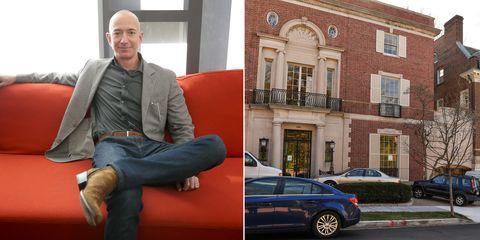 amazonのCEOが持つ不動産を公開!ジェフ・ベゾスの資産に驚き|ELLE ...