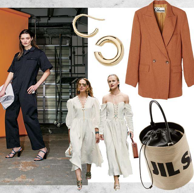 Clothing, White, Outerwear, Fashion, Formal wear, Blazer, Suit, Street fashion, Jacket, Design,
