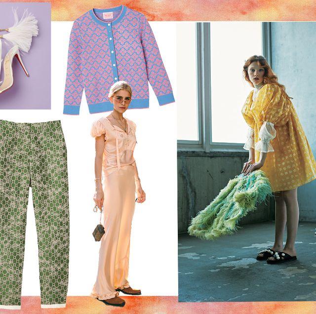 Clothing, Pattern, Fashion, Pattern, Design, Trousers, Dress, Pajamas, Style,
