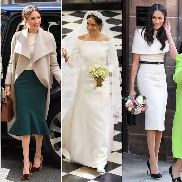 Clothing, White, Dress, Gown, Shoulder, Wedding dress, Fashion, Formal wear, Bridal party dress, Bridal clothing,