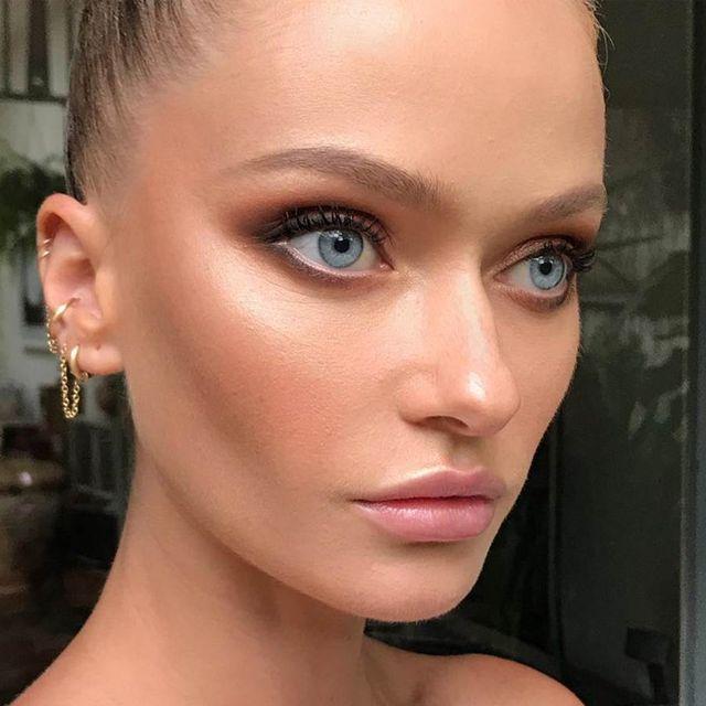 Face, Hair, Eyebrow, Nose, Cheek, Skin, Lip, Forehead, Chin, Blond,