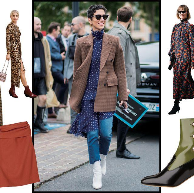 Clothing, Street fashion, Fashion, Outerwear, Coat, Overcoat, Fur, Footwear, Blazer, Jacket,