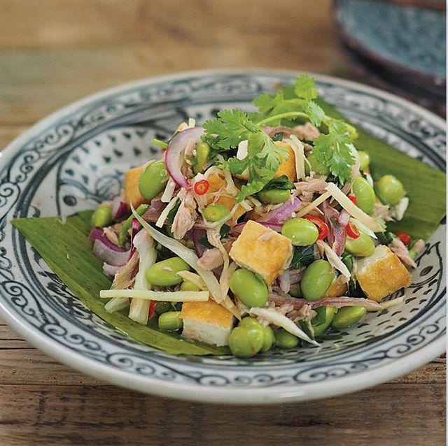 Food, Dishware, Cuisine, Salad, Ingredient, Tableware, Serveware, Plate, Recipe, Dish,