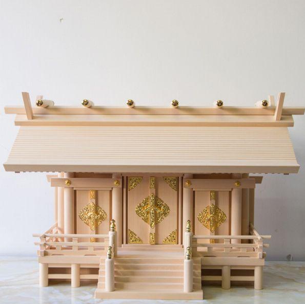 金釘を使わず木材同士を凸凹に加工して接ぎ合わせる匠の技京都ものづくり・伝統産業の職人に会いに 第9回 牧神祭具店 牧圭太朗さん