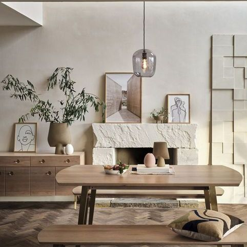 Room, Interior design, Wood, Table, Furniture, Living room, Wall, Couch, Coffee table, Floor,