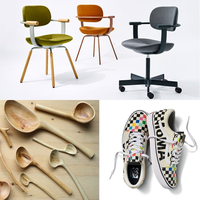 Product, Furniture, Chair, Kitchen utensil, Material property, Collection, Design, Cutlery, Natural material, Silver,