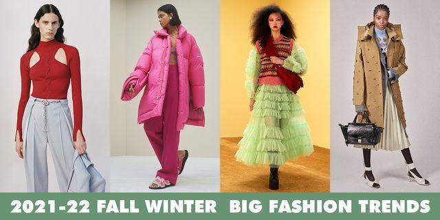 【2021 22秋冬トレンドファッション】絶対流行るおすすめカラー・アイテム・ブランド・柄を一挙ご紹介
