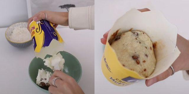 【動画】マックフルーリーに小麦粉を入れるだけで絶品ケーキに変身! バズり中の「マクドナルド」アレンジレシピ