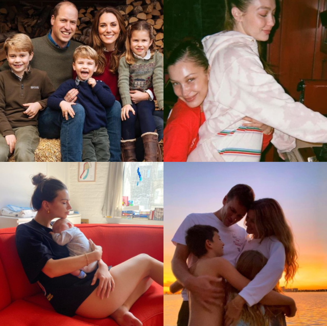 5月15日は「国際家族デー」家族の絆を再確認! セレブたちのほっこりアルバム30