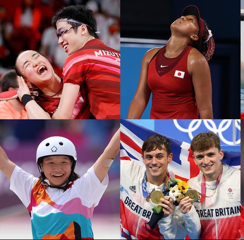 【東京2020】オリンピックのドラマと感動を振り返る、アスリートたちの珠玉の名言集