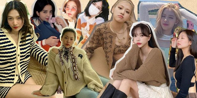 【2021年秋冬】ニットコーデのおしゃれな着こなし! blackpinkなど韓国アイドルもハマる最新トレンド&おすすめアイテム