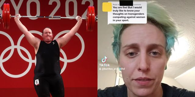 「トランスジェンダー選手を批判している人はそもそも女性アスリートのことを気にしてもいない」女子重量挙げ選手の訴えに共感の嵐