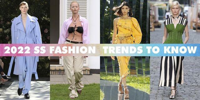 【2022春夏トレンドファッション】絶対流行る注目キーワードを厳選! おすすめカラー/アイテム/ブランド/柄を一挙ご紹介