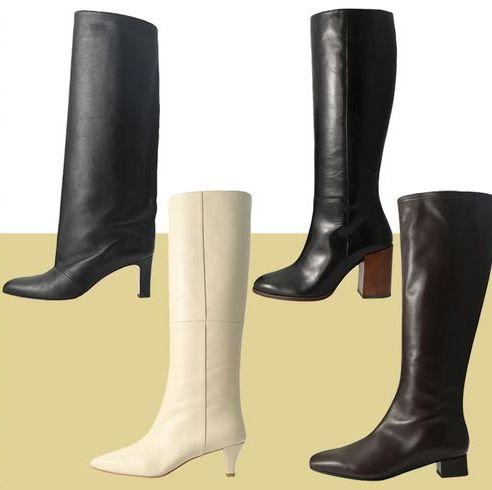 ロングブーツ, 2020秋冬, ブランド, 人気, トレンドシューズ, トレンド靴, ブーツ