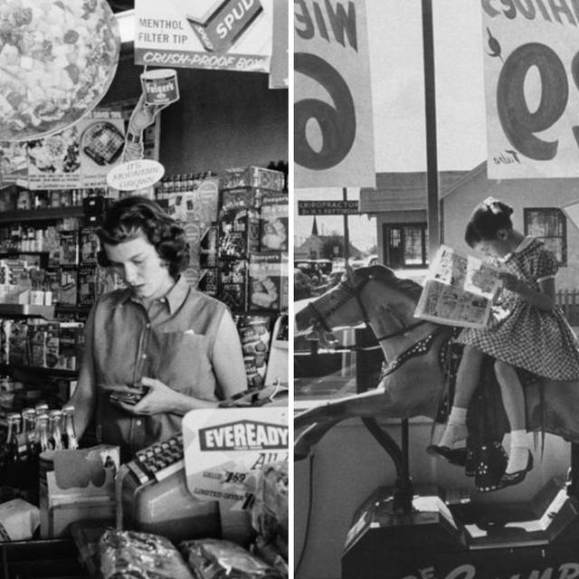 誰しもが週に何度かは必ず訪れるといっても過言ではないスーパーマーケット。生活の中に馴染みすぎていて考えたことは無かったけれど、「スーパー」が今の形に至るまで、実は様々な発明や改良を繰り返してきた歴史が。本記事は、スーパーマーケット発祥の地とされるアメリカで、20世紀にスーパーがどのような移り変わりを見せたかをお届け。