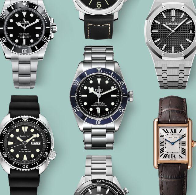 20 watch brands
