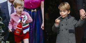 可愛い ジョージ王子 Prince George 子供 写真検索結果 ロイヤルキッズ