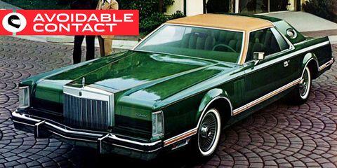 Land vehicle, Vehicle, Car, Motor vehicle, Lincoln mark series, Lincoln continental mark v, Classic car, Sedan, Luxury vehicle, Pickup truck,