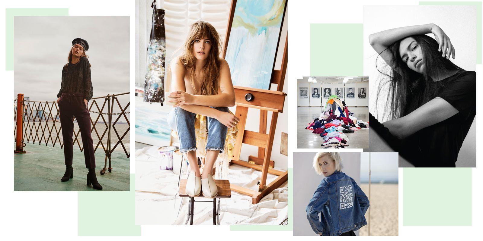 「ヴィーガン・ファッションウィーク(V/FW)」で発見! いま注目すべき、サステナブルブランドBEST5+1