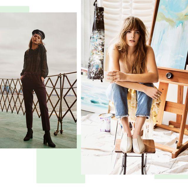 Clothing, Fashion, Jeans, Footwear, Denim, Dress, Leg, Photography, Outerwear, Textile,