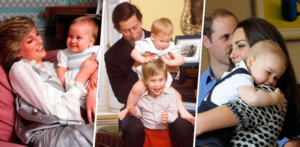 可愛すぎる♡英王室の歴代ロイヤルベビー写真15
