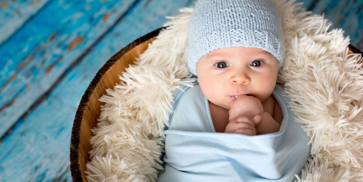 When the Social Security Administration Ranked the Top Baby Boy Names, These Made the List