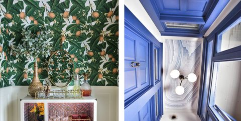 50 Innovative Wallpaper Design Ideas - Colorful Wallpaper for Walls