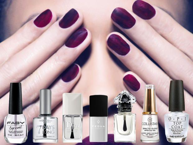 Top coat: cos'è e come mettere lo smalto trasparente per una manicure perfetta