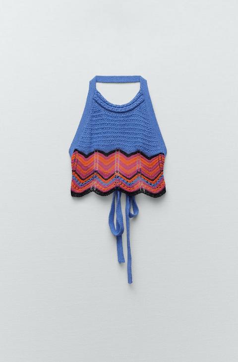 crochet top estate 2021