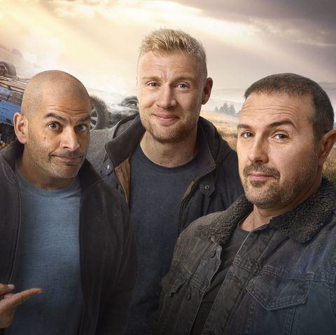 Top Gear review: How does it work with Paddy McGuinness and Freddie Flintoff?