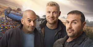 Top Gear 2019 with Chris Harris, Freddie Flintoff and Paddy McGuinness
